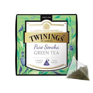 Trà xanh Nhật Bản Twinings Pure Sencha Green Tea