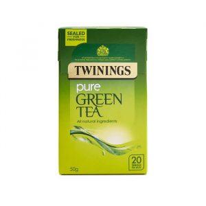 Trà xanh Twinings Pure Green Tea